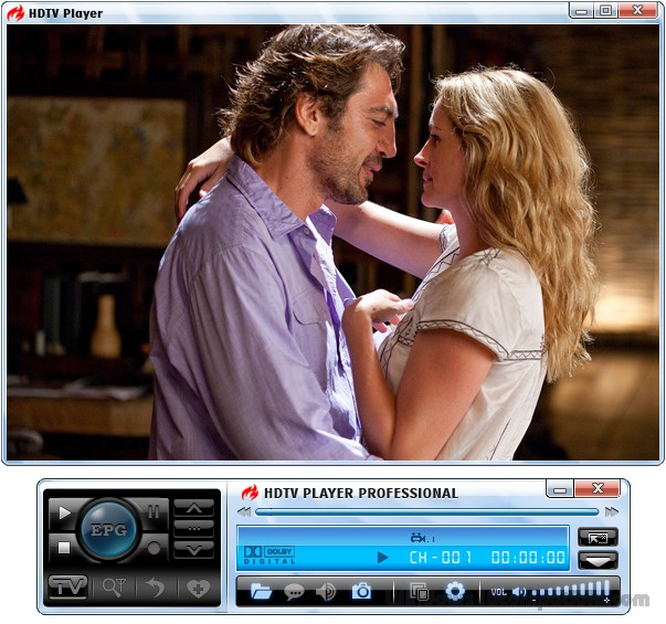 BlazeVideo HDTV Player Professional 6 6 0 7 Free download
